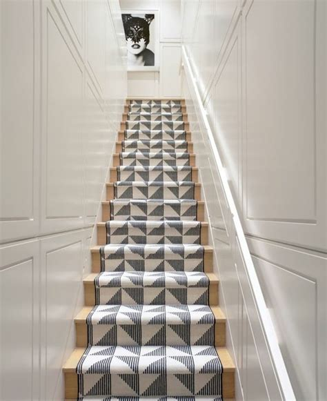 tapis d escalier design tapis d escalier moderne maison design goflah