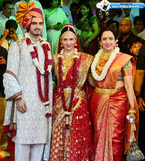 esha deol marriage pictures  esha deol wedding