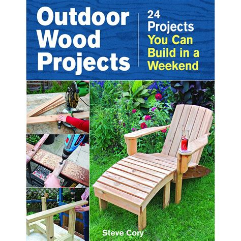 outdoor wood projects book rockler woodworking  hardware