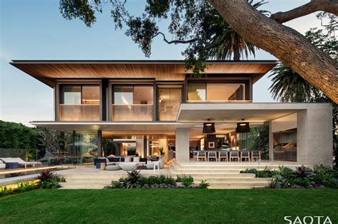 The Double Bay House By Saota  Contemporist