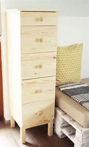 Ikea Tarva Kommode : s 39 bastelkistle diy ikea hack kommode in gr n mit vintage griffen ~ Markanthonyermac.com Haus und Dekorationen