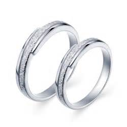 wedding ring pair ring silver for and wedding rings sets gifts covenant of marriage pair bague