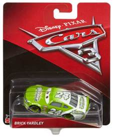 christmas ornament gift boxes brick yardley die cast disney pixar cars 3