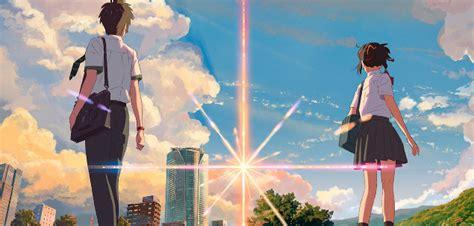 Dvd Of Kimi No Na Wa Your Name With Chineses Subtitles Makoto Shinkai Revela O Seu Pr 243 Ximo Filme Kimi No Na Wa