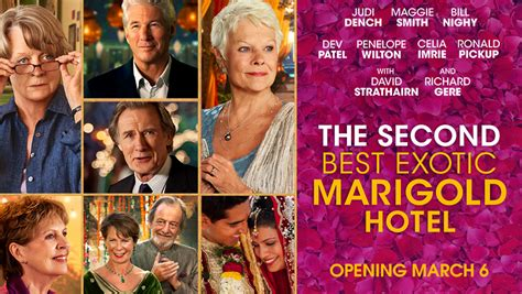 Best Marigold Hotel 2 by The Second Best Marigold Hotel Mafia