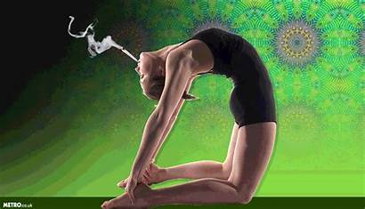Taking Drugs Brain Meditation Effects Metro Yoga