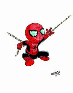 Chibi Superior Spider-man by Jovenal P. Mendoza | Comic ...
