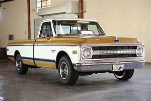 1970 CHEVROLET C-10 LONG BOX PICKUP - 81971