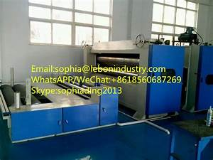 High Quality Non Woven Needle Punching Felt Production