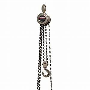 2 Ton Manual Chain Hoist
