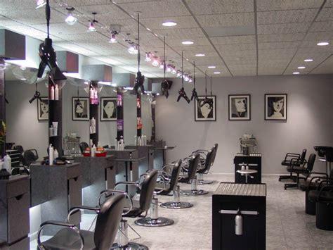 retail showroom design salon equipment