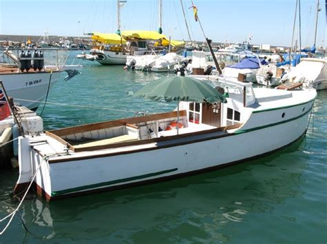 Used Sport Fishing Boats For Sale East Coast Australia by Classic Motor Launch Boat For Sale In Axarquia Costa