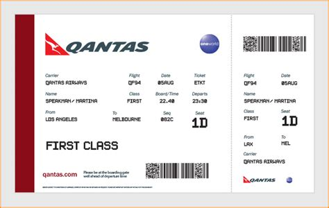 bid on airline tickets united airlines boarding pass template
