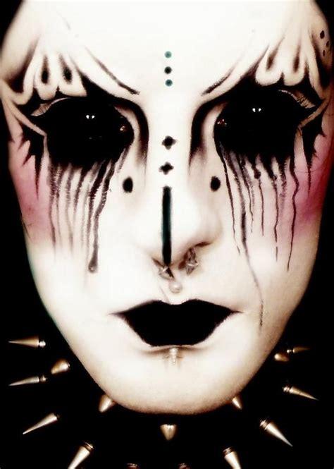 image result  black  white halloween makeup scary makeup halloween makeup halloween