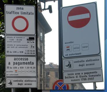 Multa Ingresso Area C by Comune Di Genova Ztl Unificate Le Regole D Ingresso