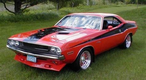 American Muscle, The Old School Car Never Die