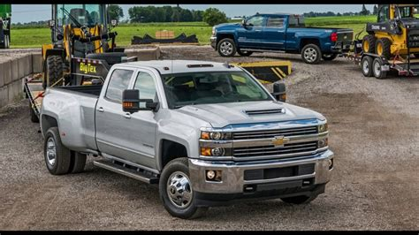 Chevy Silverado 4500 And 5500 Medium Duty Commercial
