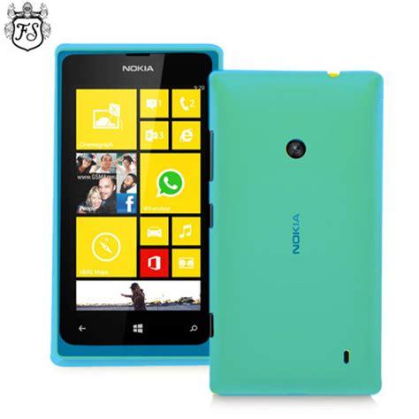 flexishield for nokia lumia 520 blue