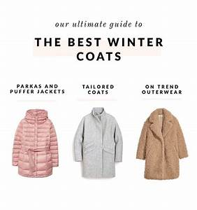 Our Ultimate Guide To The Best Winter Coats Glitter Guide
