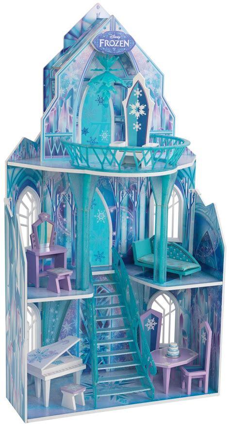 elsa house disney frozen castle doll house princess elsa s palace