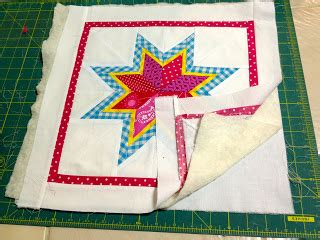 diy lone starburst paper pieced pillow jaime costiglio