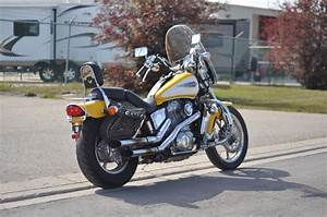 1996 Honda Shadow Vt1100c Sold