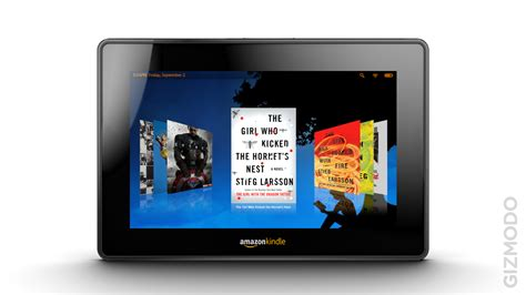 Is This What Amazon's Kindle Tablet Looks Like?
