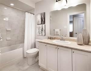 Model Homes - Transitional - Bathroom - ottawa - by Tartan