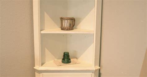Antique White Corner Bookcase by White Dining Hutch Corner Bookcase Farmhouse