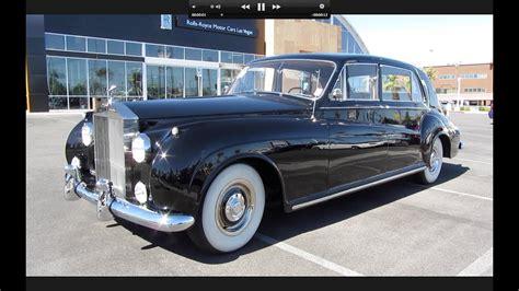 1960 Rolls Royce Phantom V Limousine W/ Body By James