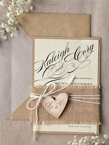 rustic wedding invitations 20 wedding invitation suite With order of wedding invitation suite