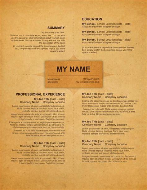 manila folder for resume search engine resume orange resume sellfy