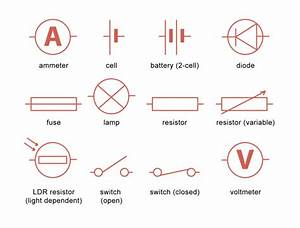 Electrical Circuits - Worksheet From