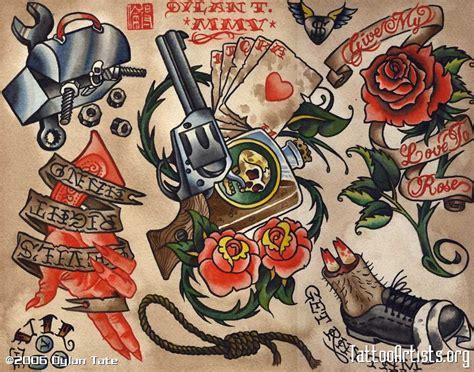 Tattoo Old School Taringa