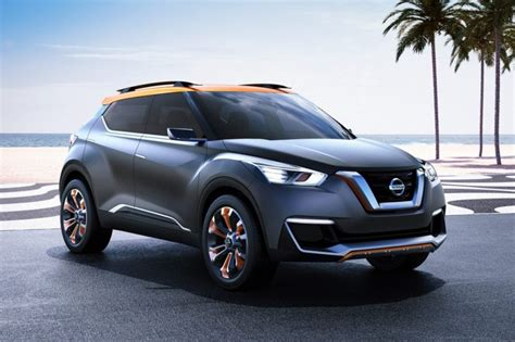 nissan kicks redesign release date price vehicle