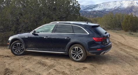 New Audi A4 Allroad First Drive Ask Us Anything