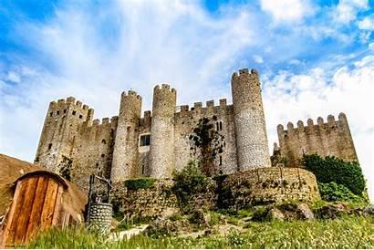 Lisbon Obidos Medieval Village Private Castle Sintra