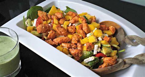 Makkelijke lunch salades
