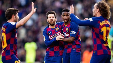 Barcelona vs. Getafe - Reporte del Partido - 15 fe ...