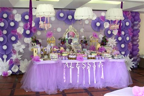 purple princess party ideas baby shower ideas  shops