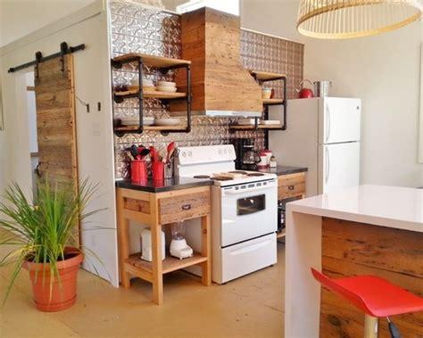 kitchen island with storage cabinets 60 fotos e idéias de decoração cozinha rústica