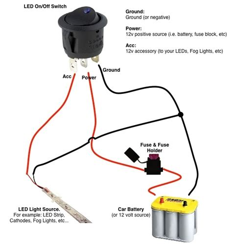 2 pole toggle switch wiring diagram fuse box and wiring