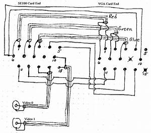 Vga To Av Cable Wiring Diagram