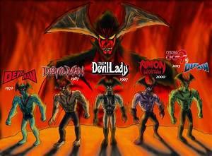 All Devilman Anime by NeckOfSteel on DeviantArt  Devilman