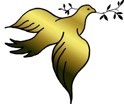 Dove Clipart Dove Black And White Clip Images 2019