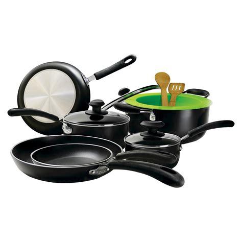 cookware set ecolution black cookware set cookware cast iron cookware