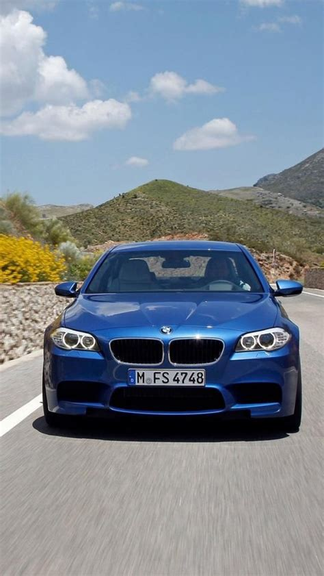 Blue Bmw Iphone Wallpaper Wallpapers
