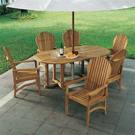kingsley bate tables teak outdoor patio furniture