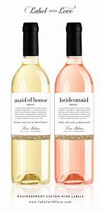 will you be my bridesmaid definition wine bottle labels With custom wine labels for bridesmaids