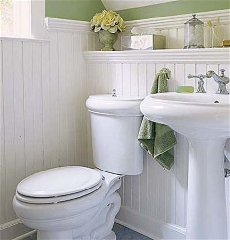Bathroom Beadboard Wainscoting Ideas by 1000 Ideas About Wainscoting Bathroom On Bead
